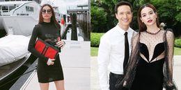 Hồ Ngọc Hà chi mạnh tay cho set đồ gần 300 triệu đi Úc 'hẹn hò' Kim Lý
