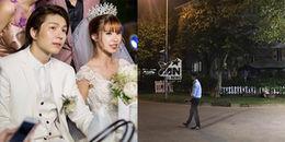 An ninh, bảo vệ thắt chặt tại đám cưới của Khởi My và Kelvin Khánh