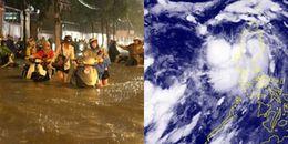 TP.HCM: cảnh báo mưa lớn kết hợp với triều cường do ảnh hưởng cơn bão số 12