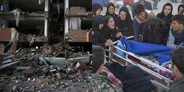 Động đất kinh hoàng ở Iran-Iraq: Số người chết đã lên đến hơn 450 và 6.500 người bị thương