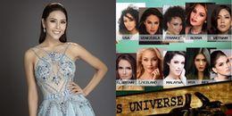 Vừa đặt chân đến Mỹ, Nguyễn Thị Loan lọt top 9 thí sinh nổi bật nhất Miss Universe 2017