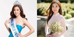 Clip: Đỗ Mỹ Linh nói tiếng Anh 'quá đỉnh' trong clip giới thiệu bản thân ở Miss World 2017