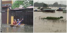 Tin lũ khẩn cấp trên các sông từ Thừa Thiên Huế đến Bình Định