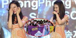 'Mợ ngố' Song Ji Hyo bật khóc, nghẹn ngào xin lỗi đã để fan Việt chờ đợi cả đêm ở sân bay