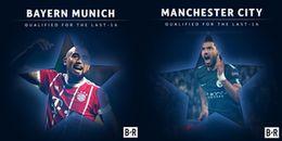 Lộ diện 4 đội bóng giành vé vượt qua vòng bảng Champions League sau lượt 4