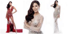 Lộ diện trang phục dạ hội của Nguyễn Thị Loan ở Bán kết Miss Universe 2017