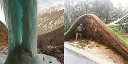 Loạt ảnh thảm hoạ khiến chúng ta hiểu ngay vấn đề: Thiên nhiên chưa bao giờ nhường nhịn con người!