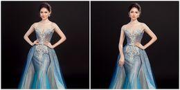 HOT: Lộ diện trang phục dạ hội của đại diện Việt Nam ở Hoa hậu Quốc tế 2017