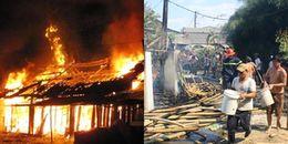 Lâm Đồng: Cha cùng 2 con nhỏ chết thảm trong căn nhà bốc cháy dữ dội lúc rạng sáng