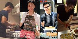 Điểm danh 6 soái ca vừa đẹp trai vừa khéo tay, xứng danh là 'Nam thần đứng bếp' ở Việt Nam