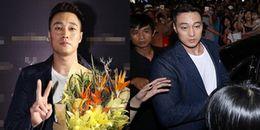 yan.vn - tin sao, ngôi sao - So Ji Sub lên nhầm xe Vũ Khắc Tiệp nhưng vẫn được tài xế chở về khách sạn
