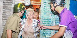 Gần 4.000 người dân ven biển Sài Gòn sơ tán tránh bão Damrey