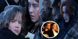 Sau 20 năm, siêu phẩm 'Titanic' một lần nữa ám ảnh người xem khi tung đoạn phim đầy bi thương