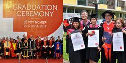 Có gì trong lễ tốt nghiệp kiểu Mỹ của sinh viên Đại học RMIT Sài Gòn?