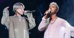 """Nghịch lý ở nam thần tượng xứ Hàn: càng """"thấp bé nhẹ cân"""", giọng hát càng hay càng 'khủng'"""