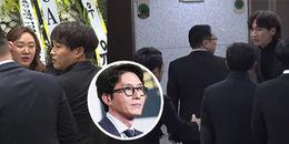 Dàn sao hạng A bàng hoàng và nghẹn ngào khi đến viếng nam tài tử Kim Joo Hyuk