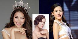 Phương Vy nhắn nhủ Tân Hoa hậu Đại dương 2017: 'Em có phải Phạm Hương đâu mà mơ'