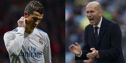 Real Madrid loạn: Zidane rối trong 'cái bẫy' của Ronaldo