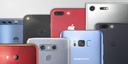 Bất ngờ trước smartphone đánh bại iPhone X trong Top các điện thoại có camera đỉnh nhất