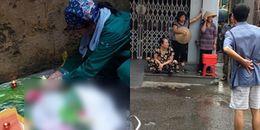 Hải Phòng: Người dân bàng hoàng phát hiện thi thể bé trai sơ sinh cạnh bãi rác