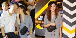 HOT: Midu lần đầu xuất hiện tình tứ công khai cùng tình mới là bạn thân Phan Thành