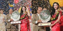 Truợt Top 8 Miss Earth 2017, Hà Thu bất ngờ đăng quang cuộc thi về Bolero