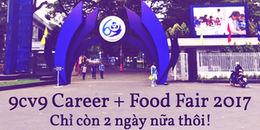 Ngày hội tuyển dụng Career Fair 2017 - Cơ hội nghề nghiệp cho bạn trẻ