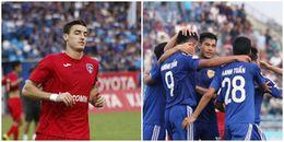 Dyachenko hóa người hùng đưa... Quảng Nam lần đầu vô địch V.League