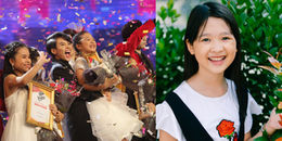 Quán quân Giọng hát Việt nhí 2017: 'Sẽ khiêm tốn để được mọi người yêu thích hơn'