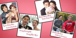 Showbiz quốc tế ngập tràn hạnh phúc: Người kết hôn, người hàn gắn tình cũ sau nhiều năm