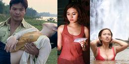 Những lần gợi cảm quá đà, không muốn nhìn lại của mỹ nhân Việt qua màn ảnh