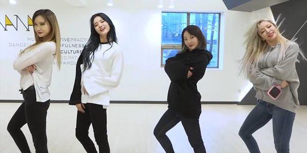 'DDD' đạt 8 triệu view, EXID tung bản cover 'lầy lội' với Hani rap, LE hát chính ăn mừng đại thắng