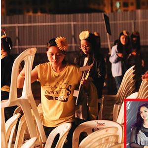 Hết concert, fan T-ara tự tay nhặt sạch rác và xếp gọn ghế trước khi ra về