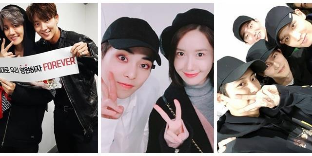 yan.vn - tin sao, ngôi sao - Nhìn dàn sao nổi tiếng đến ủng hộ concert, mới biết EXO được yêu mến thế nào