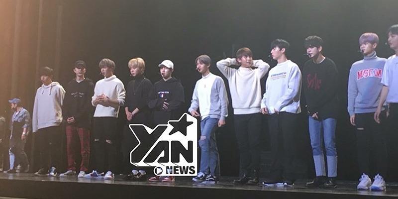 yan.vn - tin sao, ngôi sao - ĐỘC QUYỀN: Vừa tới Việt Nam, Wanna One đã vội vã đến sân khấu MAMA 2017 tập chương trình