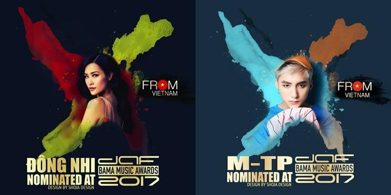 yan.vn - tin sao, ngôi sao - Đông Nhi, Sơn Tùng M-TP lần nữa cùng được vinh danh tại giải thưởng âm nhạc quốc tế