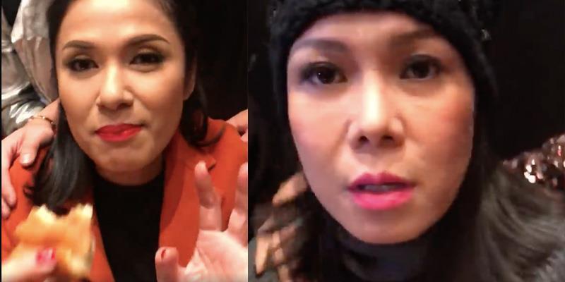 yan.vn - tin sao, ngôi sao - Clip: Trót ăn một miếng bánh mà Việt Trinh bị Việt Hương mắng
