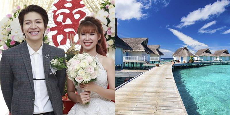 yan.vn - tin sao, ngôi sao - Hé lộ địa điểm hưởng tuần trăng mật không thể lãng mạn hơn của Khởi My - Kelvin Khánh