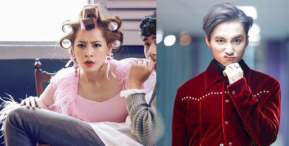 Chi Pu vượt qua Sơn Tùng M-TP, Noo Phước Thịnh trở thành ngôi sao hot nhất mạng xã hội