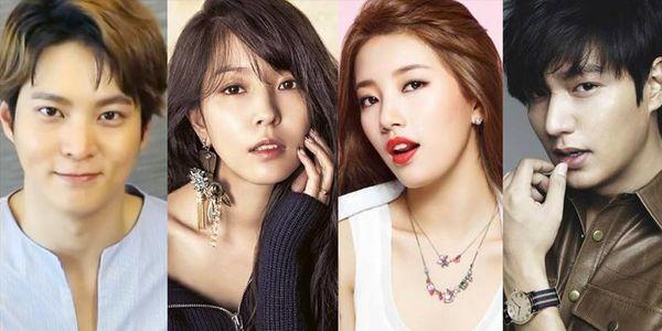 Showbiz Hàn 2017: fan phát hoảng khi hàng loạt cặp đôi 'tiên đồng ngọc nữ' nói lời chia tay