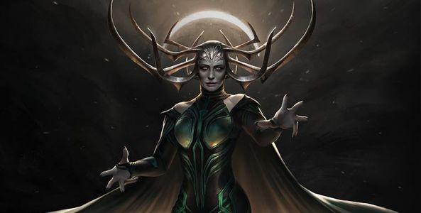 7  sự thật bất ngờ về Hela: nữ ác nhân mạnh hơn Odin khiến Thor 'ăn hành ngập mặt'