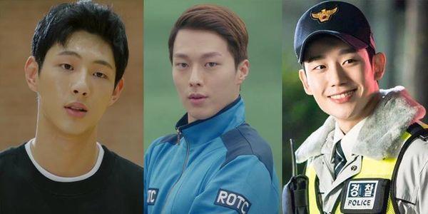 5 Nam phụ phim Hàn đẹp trai nhưng 'số lại khổ', khiến khán giả thương nhớ nhất năm 2017