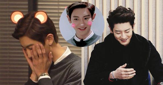 """Dù rất lém lỉnh và hay """"ăn hiếp"""" đồng đội nhưng Chanyeol vẫn là 'chúa ngại ngùng' của EXO"""