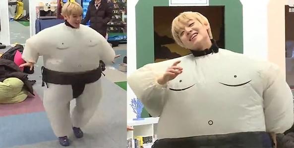 Clip: Bị chê làm sumo béo, Wanna One hù đánh người chụp hình