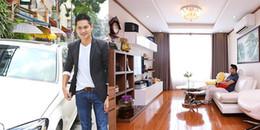 yan.vn - tin sao, ngôi sao - Minh Luân sở hữu khối tài sản