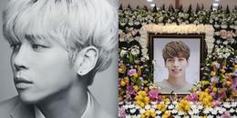 yan.vn - tin sao, ngôi sao - Nghi lễ khâm liệm của Jonghyun đã hoàn tất với sự có mặt của SHINee và gia đình