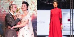 Hậu đám cưới với chồng Tây, Á quân Next Top 2012 âm thầm tỏa sáng trên sàn diễn Dubai