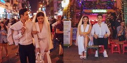 yan.vn - tin sao, ngôi sao - Chúng Huyền Thanh và bạn trai