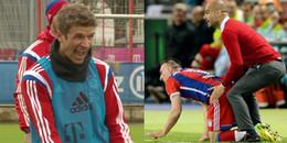 Top 10 khoảnh khắc 'cười té ghế' tại Bundesliga
