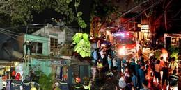 TP. HCM: Nhiều gia đình mất trắng tài sản trước thềm giao thừa vì cháy lớn